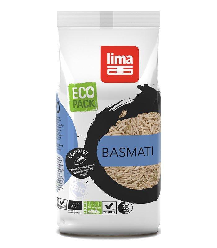 Lima ekološki basmati riž 0,5kg