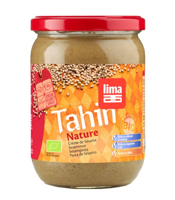 Lima ekološki tahini brez dodane soli
