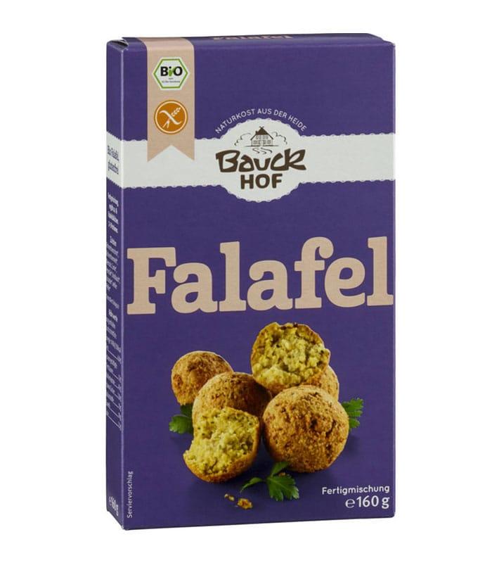Bauckhof mešanica za ekološki Falafel, 160g