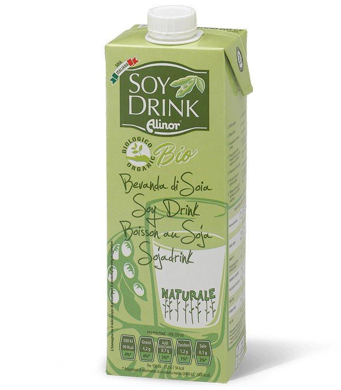 Soy Drink Bio sojino mleko, 1l