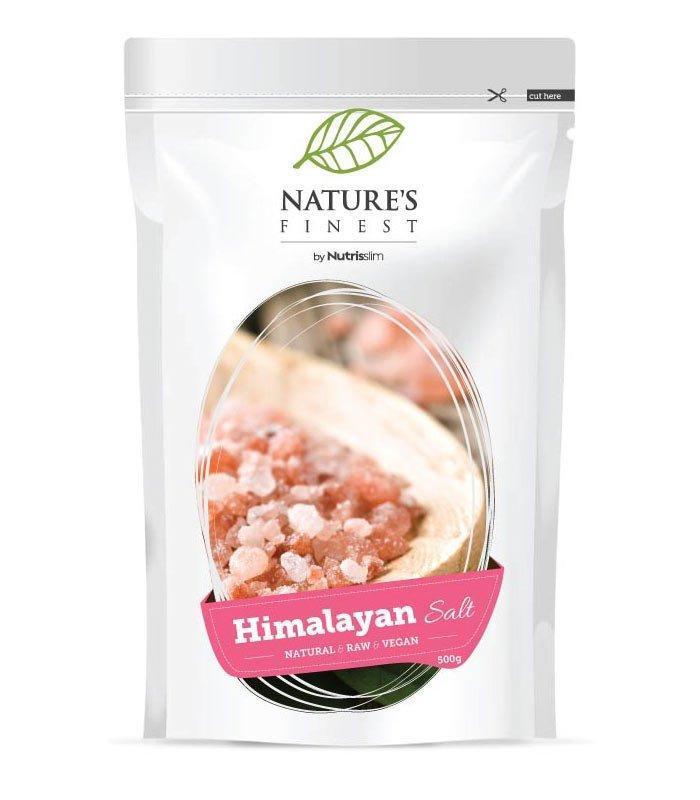 Nutrisslim Himalajska sol – fino mleta, 500g