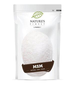 Nutrisslim MSM v prahu, 250g