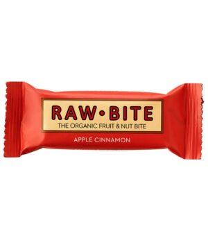 RawBite jabolka cimet presna ploščica