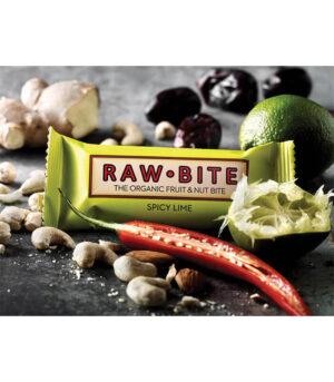 RawBite spicy lime