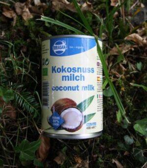 Ekološko kokosovo mleko Terrasana
