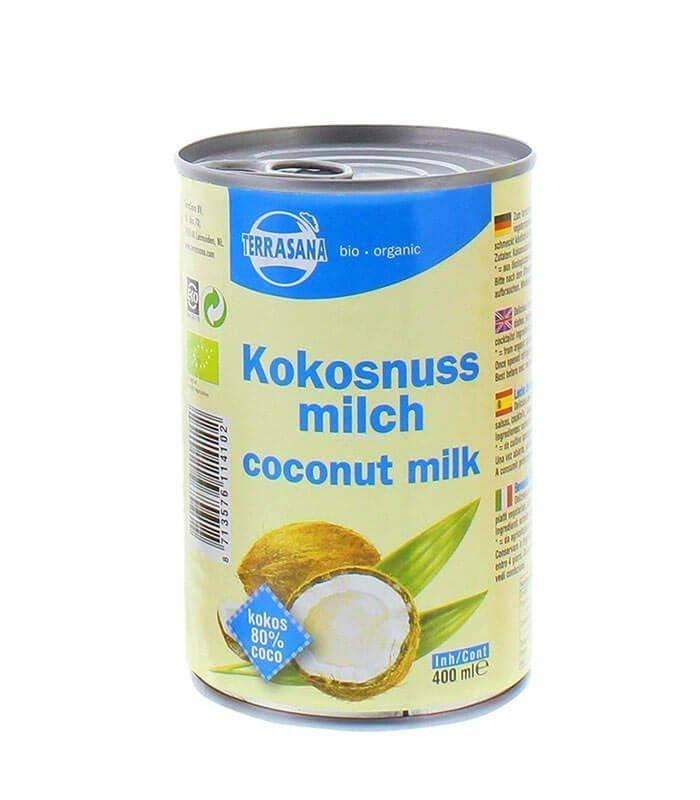 Ekološko kokosovo mleko, 400ml