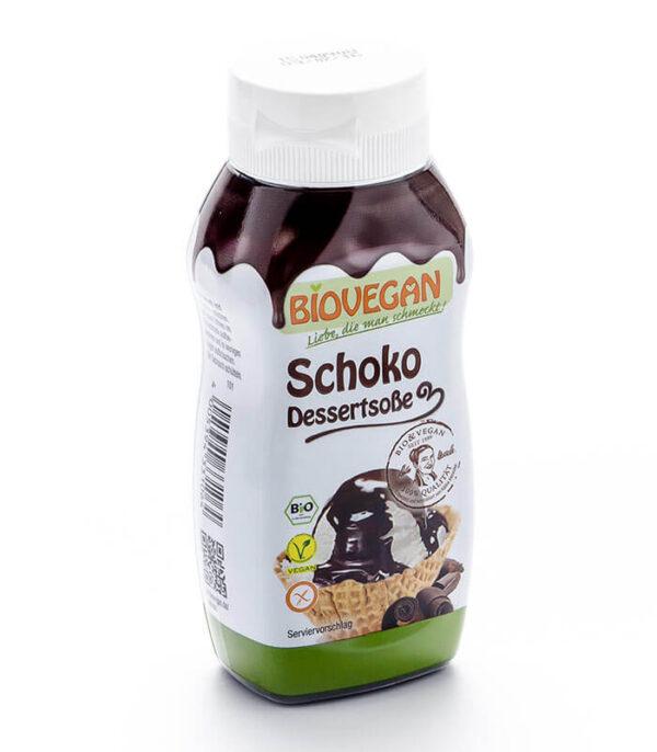 Veganski čokoladni preliv Biovegan
