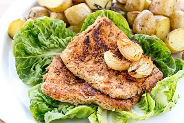 Vantastic Foods sojini zrezki