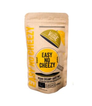 Easy no cheezy - veganska omaka s sirom