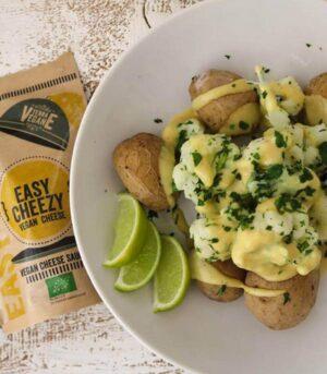 Easy no cheezy - veganska sirova omaka