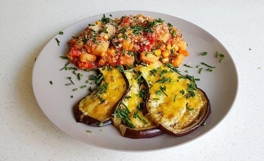 Veganski recept za Zelenjavo s krompirjem in ajdovo kašo