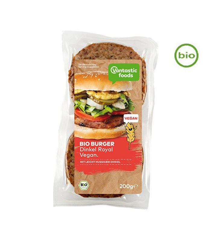 Bio burger s piro, 200g