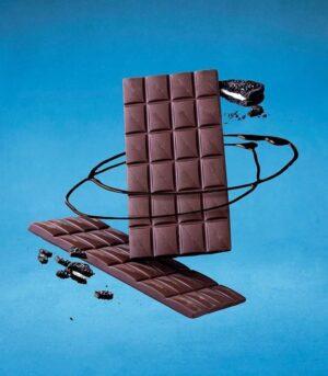 Bio čokolada iChoc Choco Cookie