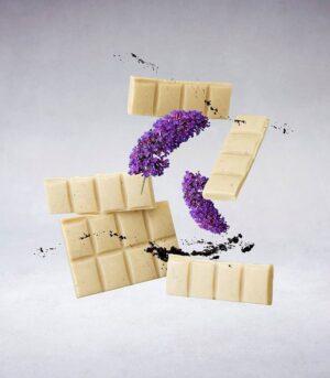 Bio iChoc veganska bela čokolada vanilija