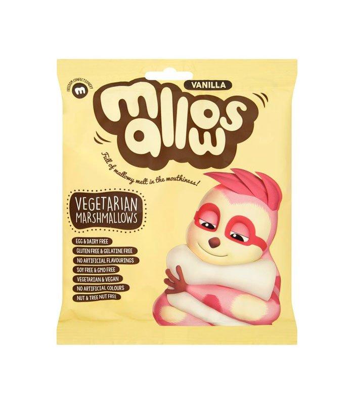 Mallows Veganski Marshmallowsi Vanilija, 75g