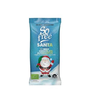 Plamil so free santa veganska mlečna čokolada