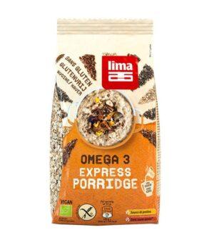 Lima bio ovsena kaša z omega 3