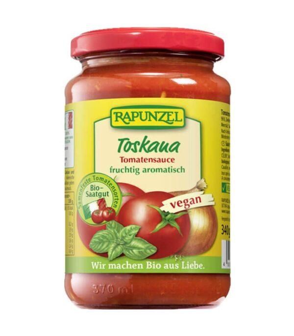 Bio paradižnikova omaka Toskana