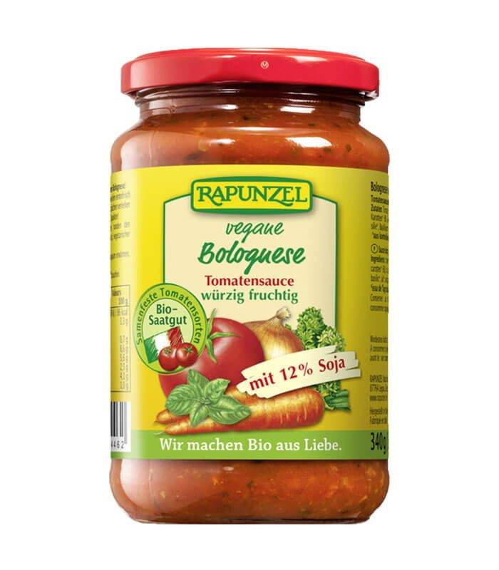 Bio veganska bolonjska omaka, 340g Zeleni planet