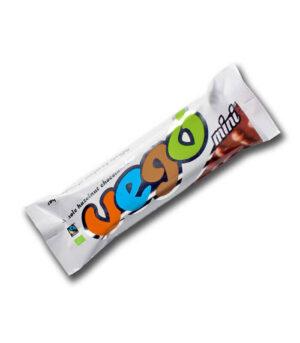 Bio Vego čokolada s celimi lešniki mini, 65g