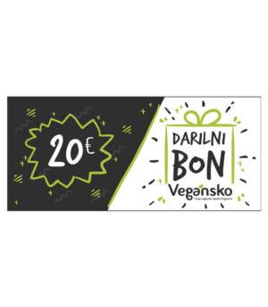 Darilni bon Vegansko.si