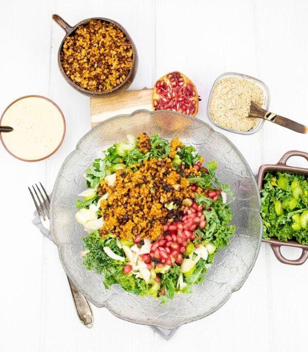 lima bio vegi mix curry, bulgur in leča
