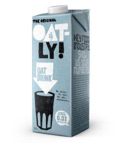 Oatly ovseno mleko s kalcijem
