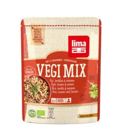 Bio Vegi Mix riž, leča in sezam