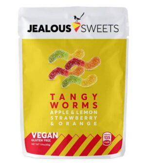 Veganski kisli črvi