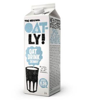 Oatly Skinny - ovseno mleko z manj maščobe
