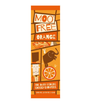 Moo Free Pomaranča Cheeky Orange