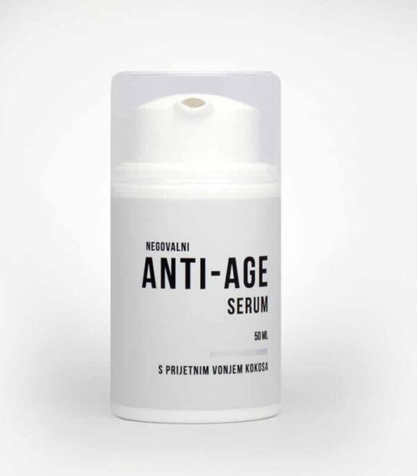 Karbonoir anti-age serum krema za obraz