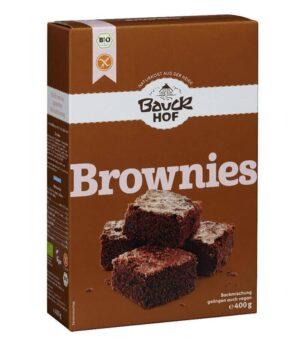 Bio mešanica za pripravo čokoladnega peciva Brownies
