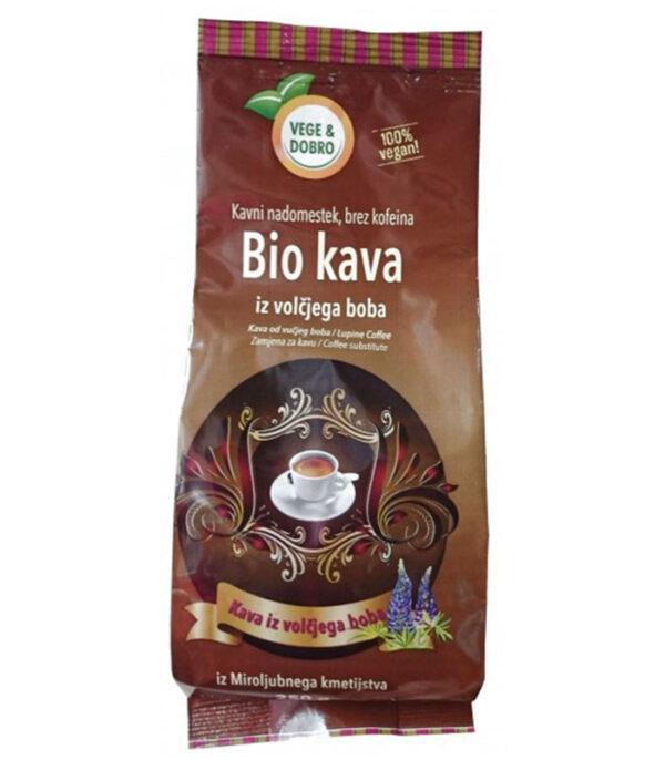 Vege&Dobro Bio kava iz volčjega boba