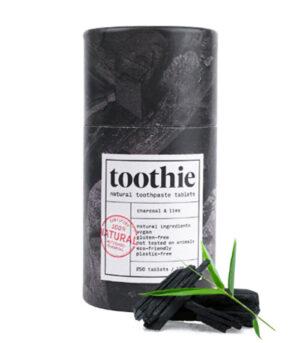 Toothie Oglje - Zobna pasta v tabletkah