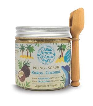 Amon&Anis ekološki Piling Kokos