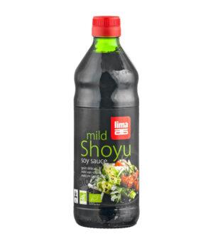 Lima bio blaga Shoyu sojina omaka, 250ml