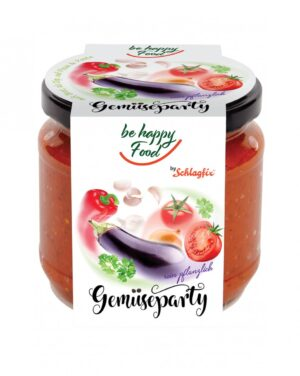 Schlagfix Gemüeseparty zelenjavna omaka Ljutenica