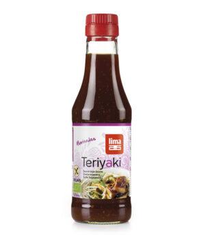 Lima Teriyaki omaka bio brez glutena