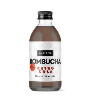 Ayatana Bio kombucha Retro Cola ekološka kombuča