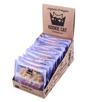Bio Kookie Cat Slana Karamela piškot