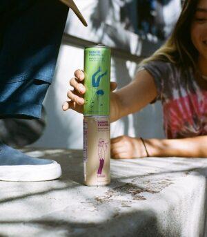 Minor Figures Matcha Latte je zeleni čaj z ovsenim napitkom