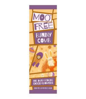 Moo Free Čokoladica s hrustljavo karamelo