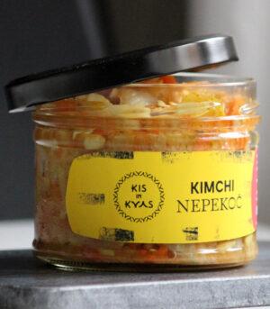 Kis in Kvas Miso kimchi nepekoč