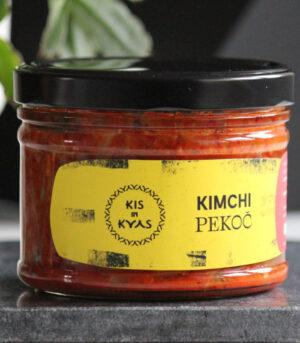 Kis in Kvas Miso kimchi pekoč