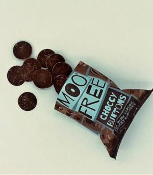 Moo Free čokoladni gumbki