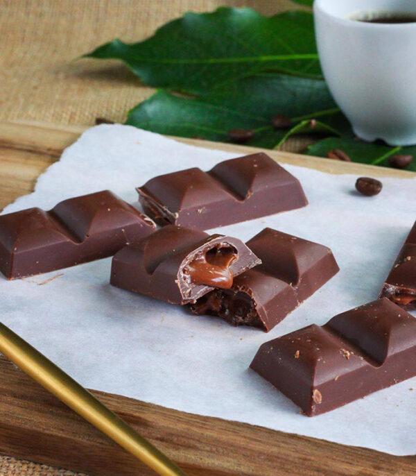 Nomo karamela čokolada