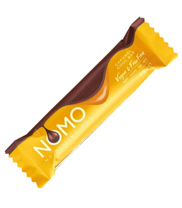Nomo čokolada s karamelo