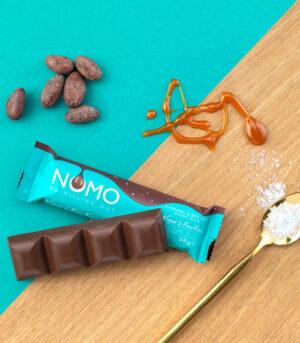 Nomo slana karamela čokolada