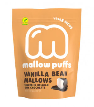 Mallow Puffs Vanilijeve penice v čokoladi